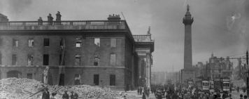 easter-rising damage to GPO